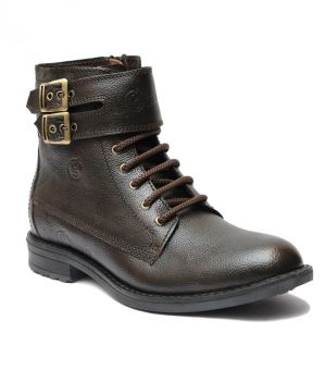 Buy Guava Stylish Leather Boot online