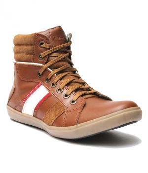 Buy Guava Classic Leather Ankle Casuals online