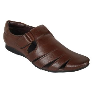 Buy Guava Men's Brown Sandals online
