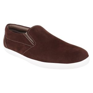 Buy Hirolas Men Casual Brown Slip-ons - Hrl16004 online