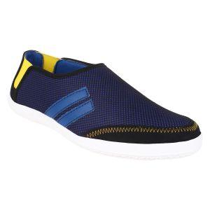 Buy Hirolas Men Neo Slip-ons - Blue - Hrl16010 online