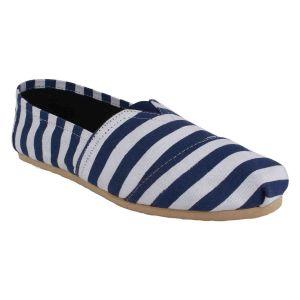 Buy Hirolas Men Squared Casual Shoe - Blue - Hrl16018 online