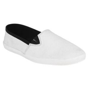 Buy Hirolas Men Slip-ons - White - Hrl16022 online
