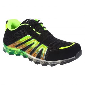 Buy Hirolas Lite Sports Shoes - Black/green-(product Code-hrl16058) online
