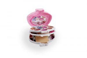 Buy Ads Fashion Colour Make Up Kit Free Liner & Rubber Band-argr (code - A8303-mkt-lt26-m-eylnr-fl) online