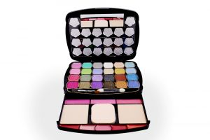 Buy Ads Fashion Colour Make Up Kit Free Liner & Rubber Band online
