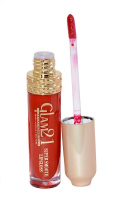Buy Glam 21 Super Smooth Lipgloss Silky Effect With Liner & Rubber Band -hrhh-f4-(code-gm-5355-f4-lpgl-lt28-m-eylnr-fl) online