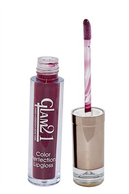 Buy Glam 21 Color Perfection Lip Gloss With Liner & Rubber Band online