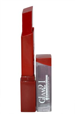Buy Glam 21 Lipstick With Liner & Rubber Band - Rpaa-s23-(code-gm-s3188-s23-lpsk-lt28-m-eylnr-fl) online