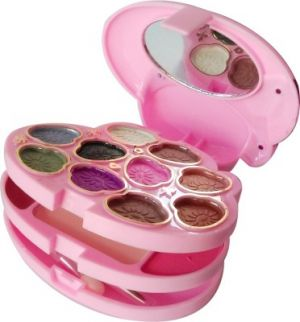 Buy Kiss Beauty Make Up Kit Free Liner & Rubber Bandmgmp online