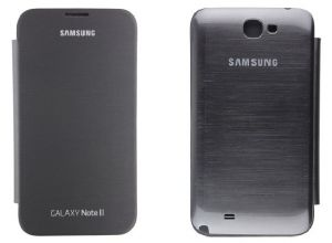 Buy Gci Flip Cover For Samsung Galaxy Note2 (black) online