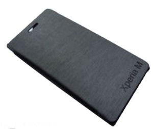 Buy Gci Flip Cover For Sony Xperia M (black) online