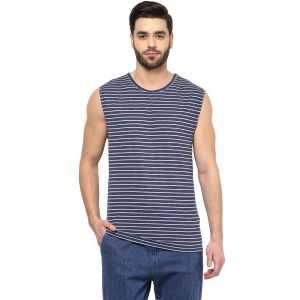 Buy Hypernation Striped Men Round Neck T-shirt_hypm0679 online