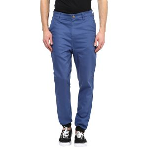 Buy Hypernation Slim Fit Men Trousers online
