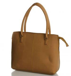 Buy Estoss Beige Womens Handbag online