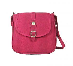 Buy Estoss Pink Designer Sling Bag For Womens online