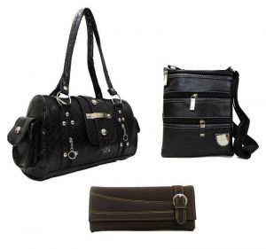 Estoss Set Of 3 Handbag Combo Online