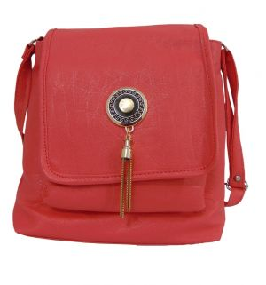 Buy Estoss Pink Sling Bag online