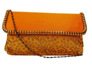 Buy Estoss Orange Clutch - Mest6334 online