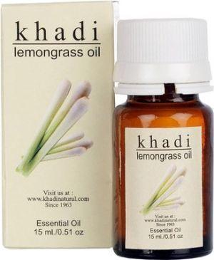 Buy Khadi Lemongrass - Pure Essential Oil online