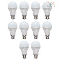 Buy 9 Watt LED Bulb Energy Saver - 10 PCs (1 PC Free) online