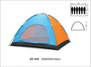 Buy Anti Ultraviolet 6 Person Portable Camping Tent online