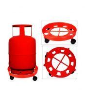 Buy Daimo Plastic Gas Cylinder Trolley online