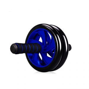 Buy Instafit Dual Ab Wheel Ab Roller Abdominal Exerciser With Free Mat online