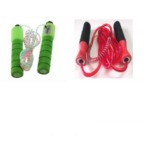 Buy Facto Power Counter Skipping Rope Plus Bearing With Grip Skipping Rope online