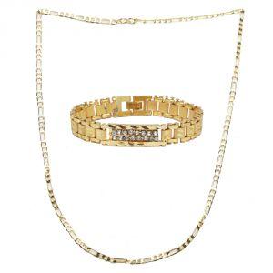 Buy Sondagar Arts Latest Bracelet Chain Combo Offers For Men online