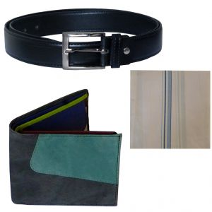 Buy Sondagar Arts Latest Belt Wallet Combo Offers For Men online