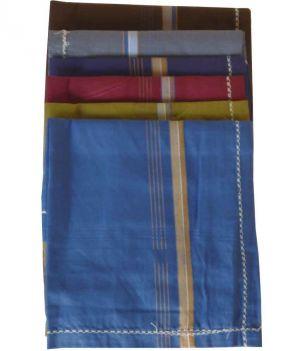 Buy Sondagar Arts Mens Handkerchief Online Sahk2_6 online