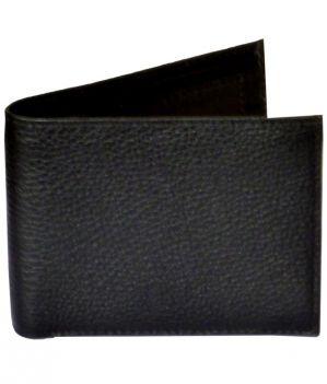 Sondagar Arts Black Colour Mens Genuine Leather Wallet