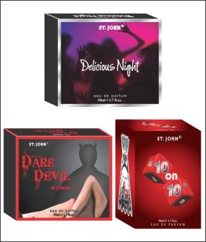 Buy St.Johnvijohn 10 On 10 & Dare Davil & Delious Night online