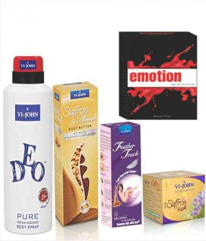 Buy St.john-vijohn Vijohn Women Care Kit-(code-vj272) online