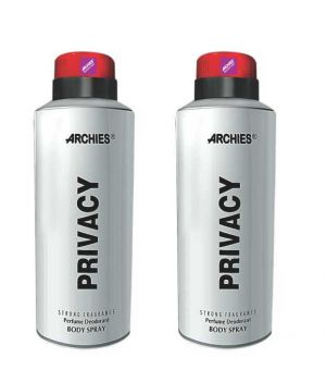 Buy Archies Deo Privacy (Set Of 2) online