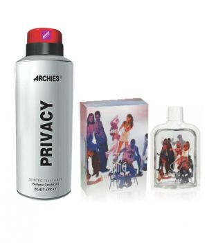 Buy Archies Deo City Gang & Pefume City Gang online