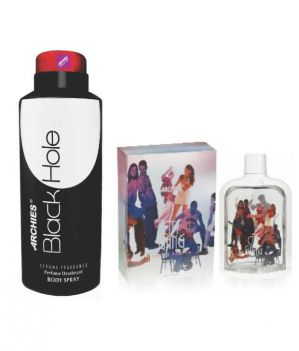 Buy Archies Deo Black Hole & Pefume City Gang online