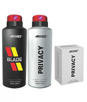 Buy Archies Deo Blade & Privacy  Perfume Privacy online