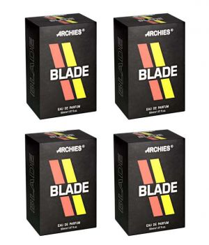 Buy Archies Perfume Blade (Set Of 4) online