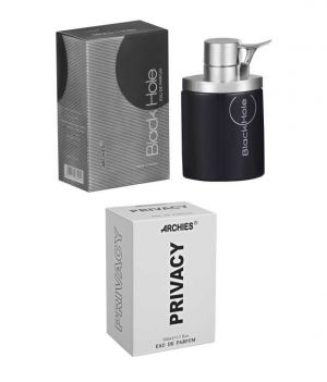 Buy Archies Perfume Black Hole & Privacy online