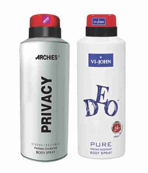 Buy Archies Deo Privacy & Vijohn Deo Energetic-(code-vj834) online