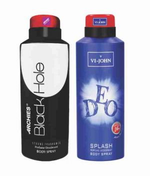 Buy Archies Deo Black Hole & Vijohn Deo Splash-(code-vj837) online