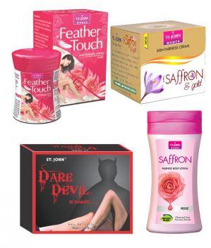 Buy St.john-vijohn Vijohn Women Care Kit-(code-vj349) online