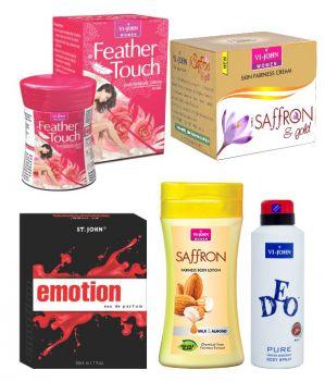 Buy St.john-vijohn Vijohn Women Care Kit-(code-vj357) online