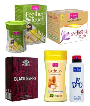 Buy St.john-vijohn Vijohn Women Care Kit-(code-vj366) online