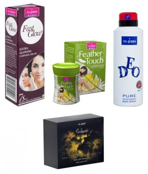 Buy St.john-vijohn Vijohn Women Care Kit-(code-vj440) online