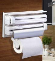 Buy Triple Paper Dispenser Plastic Wrap Frame online