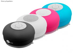 Buy Trioflextech Bluetooth Shower Speaker online