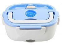 Portable Electric Heatable Lunch Box With Spoon